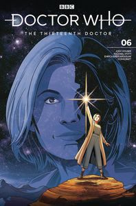 [Doctor Who: The 13th Doctor #6 (Cover A Sposito) (Product Image)]