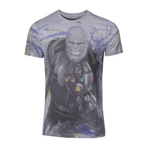 [Avengers: Infinity War: T-Shirt: Thanos Rage (Product Image)]