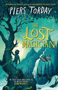 [The Lost Magician (Hardcover Signed Edition) (Product Image)]