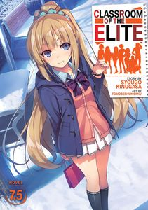 [Classroom Of The Elite: Vol 7.5 (Light Novel) (Product Image)]