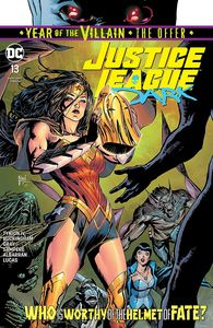 [Justice League: Dark #13 (YOTV The Offer) (Product Image)]
