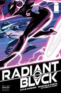 [Radiant Black #11 (Cover A Burnett) (Product Image)]