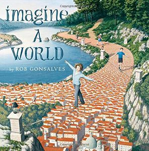 [Imagine A World (Hardcover) (Product Image)]