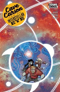 [Cave Carson Has An Interstellar Eye #4 (Product Image)]