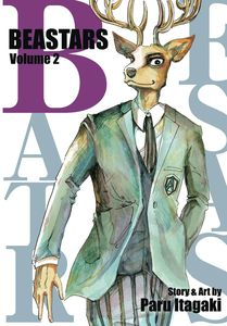 [Beastars: Volume 2 (Product Image)]