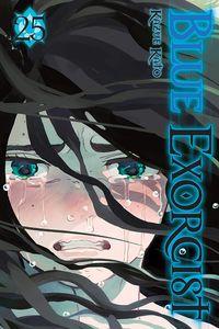 [Blue Exorcist: Volume 25 (Product Image)]