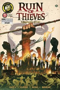 [Ruin Of Thieves: Brigands #2 (Cover A Kumar) (Product Image)]