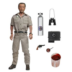 [Jaws: Clothed Action Figure: Chief Martin Brody (Product Image)]