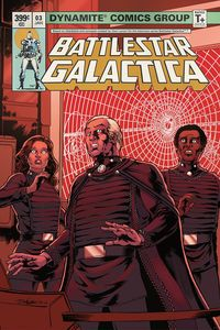 [Battlestar Galactica: Classic #3 (Cover B Hdr) (Product Image)]