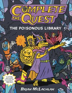 [Complete The Quest: The Poisonous Library (Product Image)]