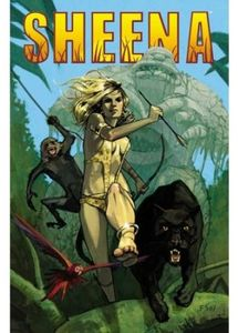 [Sheena Queen Of The Jungle: Volume 2: Dark Rising (Product Image)]