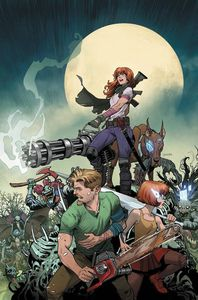 [Scooby Apocalypse #34 (Variant Edition) (Product Image)]