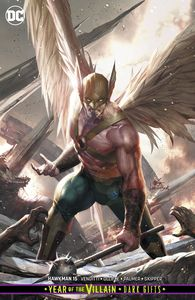 [Hawkman #15 (Variant Edition YOTV Dark Gifts) (Product Image)]
