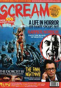 [Scream Magazine #51 (Product Image)]