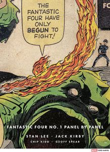 [Fantastic Four: No. 1: Panel By Panel (Hardcover) (Product Image)]