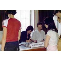 [2000AD The 1982 Judge Dredd Annual signing (Product Image)]