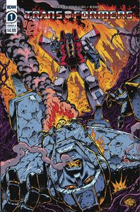 [Transformers: 84 Secrets & Lies #1 (Cover A Guidi) (Product Image)]