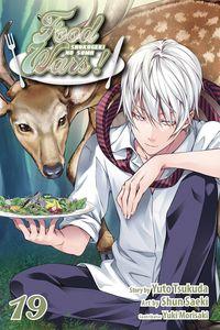 [Food Wars!: Shokugeki No Soma: Volume 19 (Product Image)]