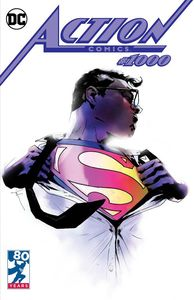 [Action Comics #1000 (Forbidden Planet Exclusive Jock Variant) (Product Image)]