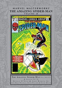 [Marvel Masterworks: Amazing Spider-Man: Volume 20 (Hardcover) (Product Image)]