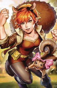 [Unbeatable Squirrel Girl #44 (Sujin Jo Marvel Battle Lines Virgin Varinat) (Product Image)]