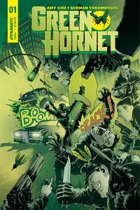 [Green Hornet #1 (Cover D Wilson) (Product Image)]