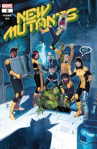 [New Mutants #2 DX (Product Image)]