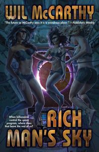 [Rich Man's Sky (Hardcover) (Product Image)]