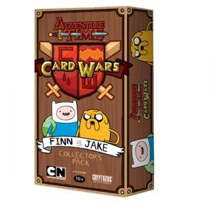 [Adventure Time: Card Wars: Finn Vs Jake (Product Image)]
