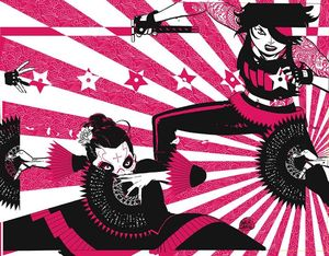 [Deadly Class #32 (Cover C Virgin Wraparound) (Product Image)]