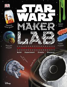 [Star Wars: Maker Lab: 20 Galactic Science Projects (Hardcover) (Product Image)]