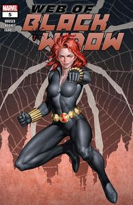 [Web Of Black Widow #5 (Product Image)]