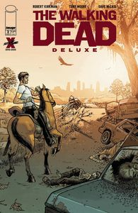 [Walking Dead: Deluxe #2 (Cover B Moore & Mccaig) (Product Image)]