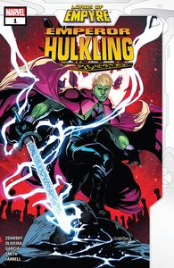 [Lords Of Empyre: Emperor Hulkling #1 (Product Image)]