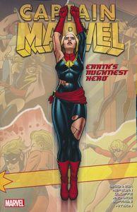 [Captain Marvel: Volume 2: Earth's Mightiest Hero (Product Image)]