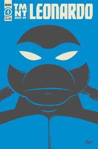 [Teenage Mutant Ninja Turtles: Best Of Leonardo (Product Image)]