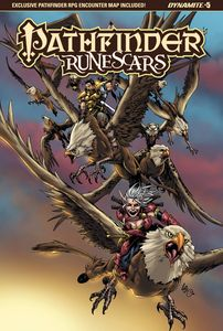 [Pathfinder: Runescars #5 (Cover A Lau) (Product Image)]