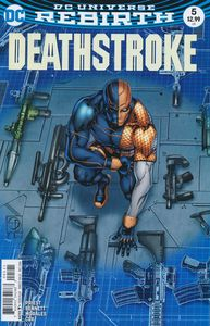 [Deathstroke #5 (Variant Edition) (Product Image)]