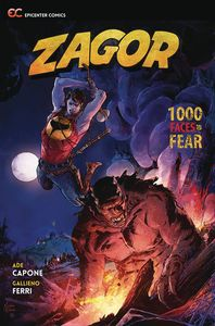 [Zagor: 1000 Faces Of Fear (Product Image)]