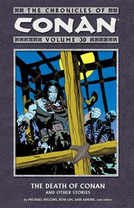 [Chronicles Of Conan: Volume 30: Death Of Conan (Product Image)]