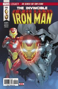 [Invincible Iron Man #595 (Legacy) (Product Image)]
