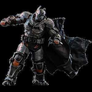 [Batman: Arkham Origins: Hot Toys Action Figure: Batman (XE Suit) (Product Image)]