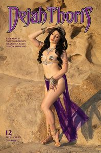[Dejah Thoris: 2019 #12 (Cover E Hollon Cosplay) (Product Image)]