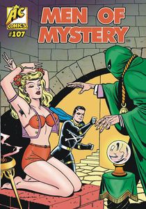 [Men Of Mystery #107 (Product Image)]