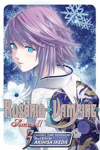 [Rosario + Vampire: Season 2: Volume 3 (Product Image)]