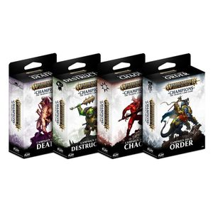 [Warhammer: Age Of Sigmar: Starter Deck: Champions (Product Image)]