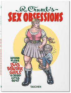 [Robert Crumb's Sex Obsessions (Hardcover) (Product Image)]