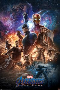 [Avengers: Endgame: Poster: From The Ashes (Product Image)]