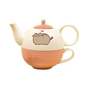 [Pusheen: Tea For One Set (Product Image)]