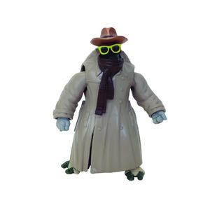 [Teenage Mutant Ninja Turtles: Movie Action Figures: Raphael In Trench Coat (Product Image)]